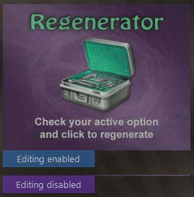 RegenaratorOptionsENG