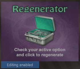 RegeneratorENGa