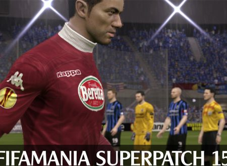 It's the day of the Fifamania Superpatch!